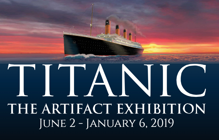 Titanic: The Artifact Exhibition - Mayborn Musuem