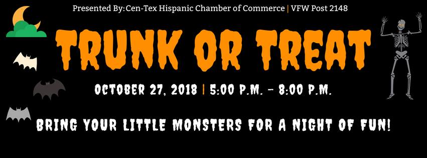 Trunk or Treat - Centex Hispanic Chamber of Commerce