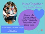 Music Classes for Kids with Special Needs