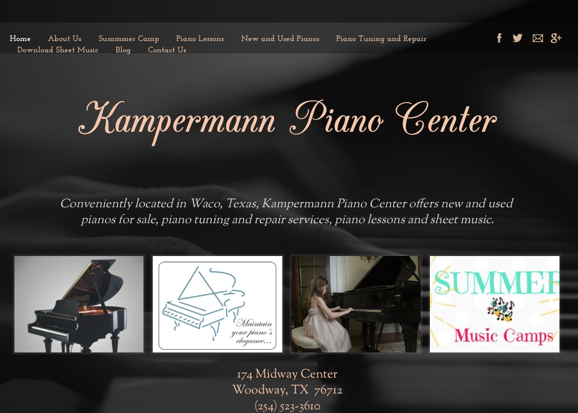 Kampermann Piano Center
