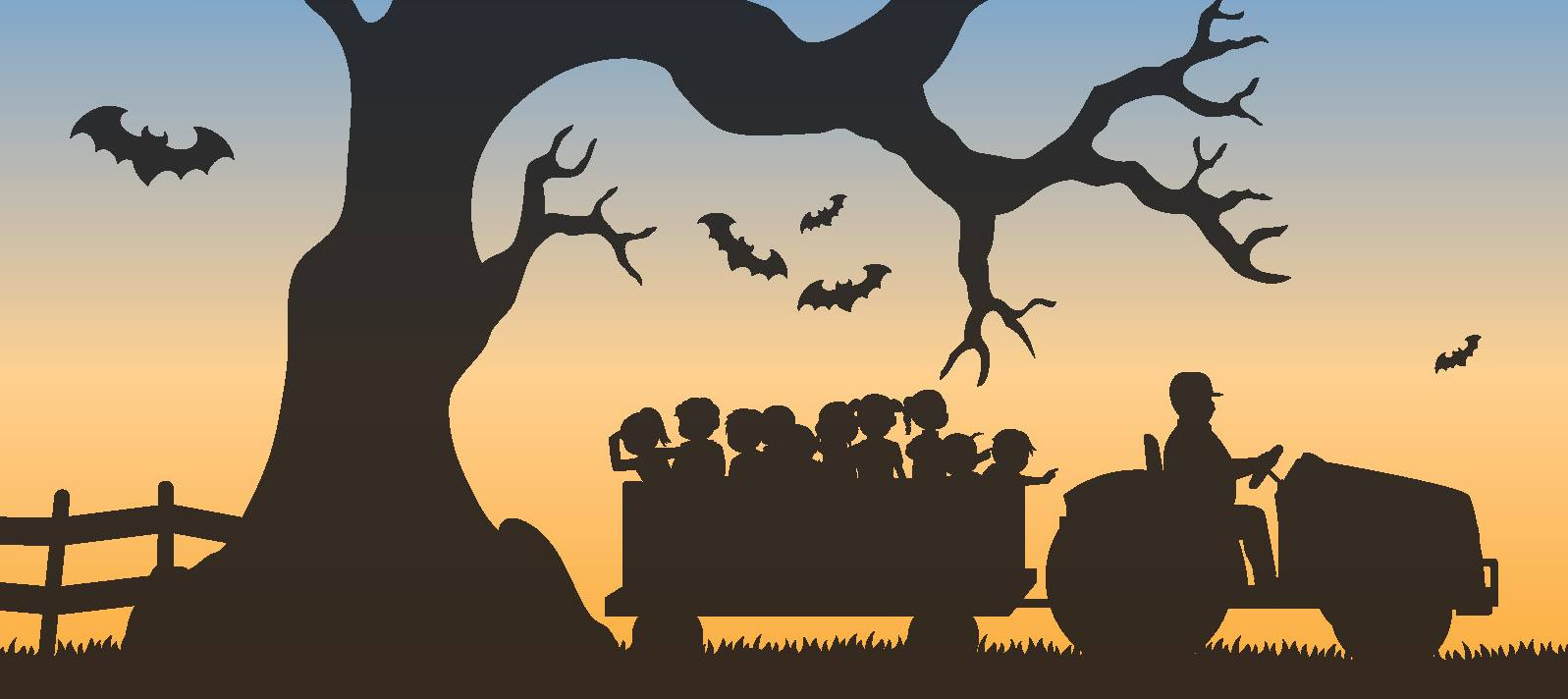 Haunted Hayride - Bend O' the River