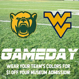 Baylor versus WVU Gameday