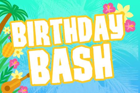 15th Summer Birthday Bash - Hawaiian Falls