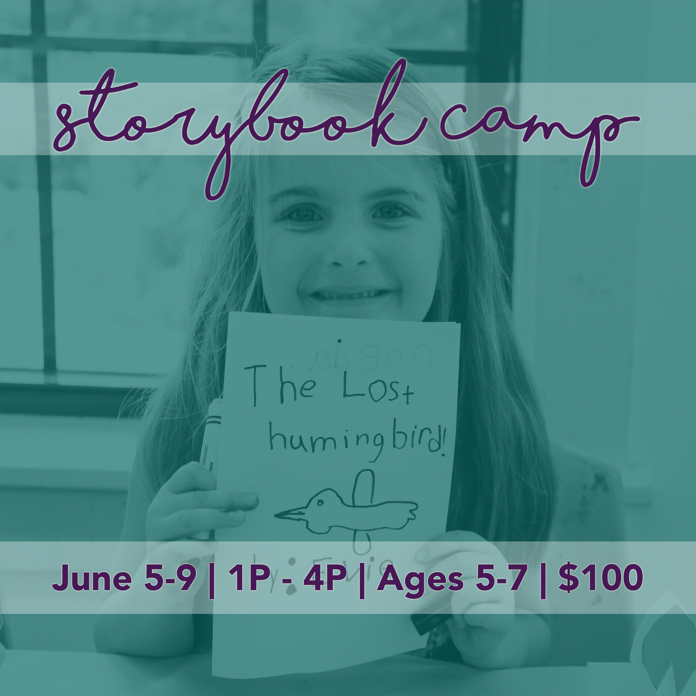 Storybook Camp - The Art Center of Waco