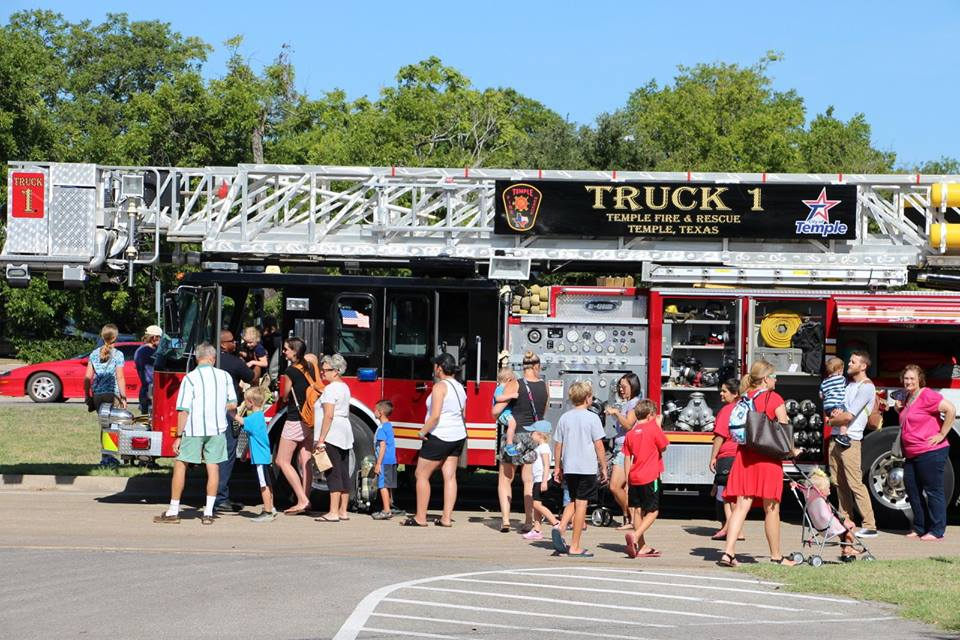 Touch A Truck - Temple Parks and Recreation