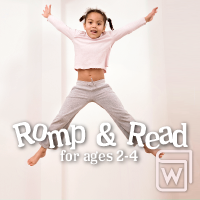 Romp & Read - South Waco Library