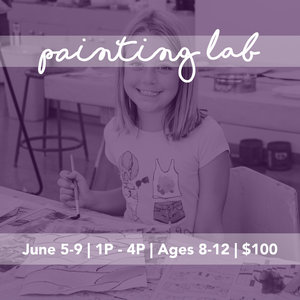 Painting Lab - The Art Center of Waco