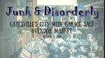 Junk & Disorderly - Gatesville's City Wide Garage Sale & Market