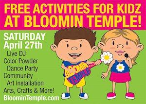 14th Annual Bloomin' Temple Festival