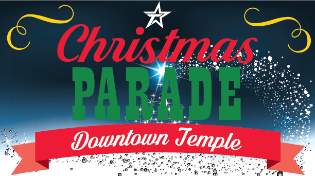 Christmas Parade and Tree Lighting - Downtown Temple