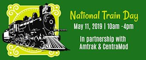 National Train Day - Temple Railroad & Heritage Museum