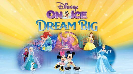 Disney on Ice Dream Big - Extraco Events Center