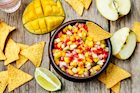 Apple Salsa & Sweet Tortilla Chips