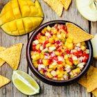 Apple Salsa & Sweet Tortilla Chips
