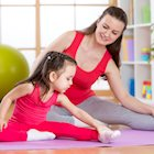 Could Bedtime Yoga Help Your Kids Fall Asleep Faster?