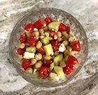 Easy Chickpea Salad - Summer Salad Recipe Contest Finalist