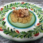 Irresistible Chicken on Couscous