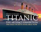 Titanic Exhibit Sets Sail at Mayborn Museum