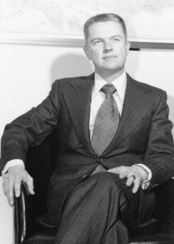 Harry Cornell circa 1970