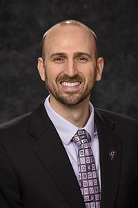 Nathan Hall, DO (COM '10), MBA, MS (COB '06)