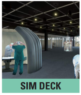 CMEI Sim Deck Virtual Tour