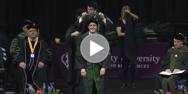 KCU Graduation 2018