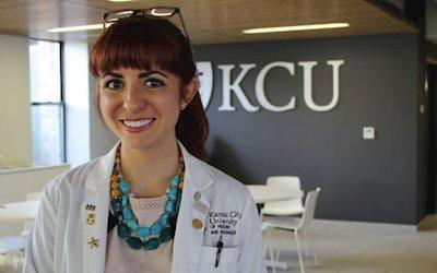KCU Osteopathic Medical Student Serena DiMattia