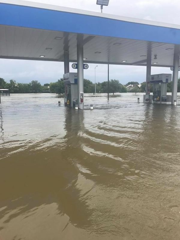 Houston Hurricane Harvey Flooding