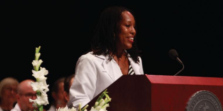 KC-COM Class of 2022 White Coating Ceremony Keynote
