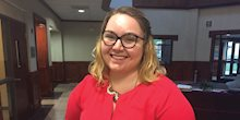 Amy Whitaker, KCU Anatomy Fellow