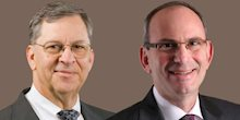 Marc B. Hahn and John P. Smith