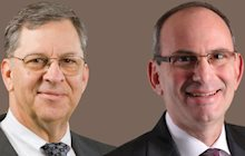Marc B. Hahn and John P. Smith