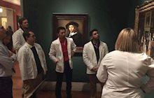 KCU Medical Students Practice the Art of Observation