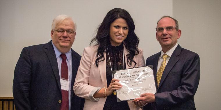 KCU Research Symposium Winner