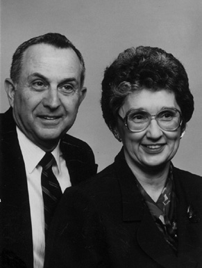 Gene and Mary Haug