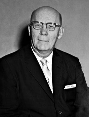 KCU Dean Joseph Peach
