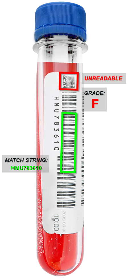barcode verification for life sciences medical