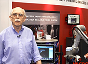 Automate 2015 Robot-Assisted Machine Vision Demo