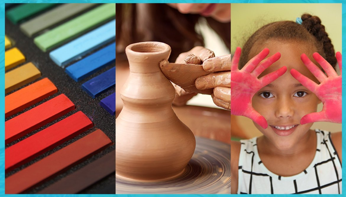 Community Courses – Get Together, Get Creative!