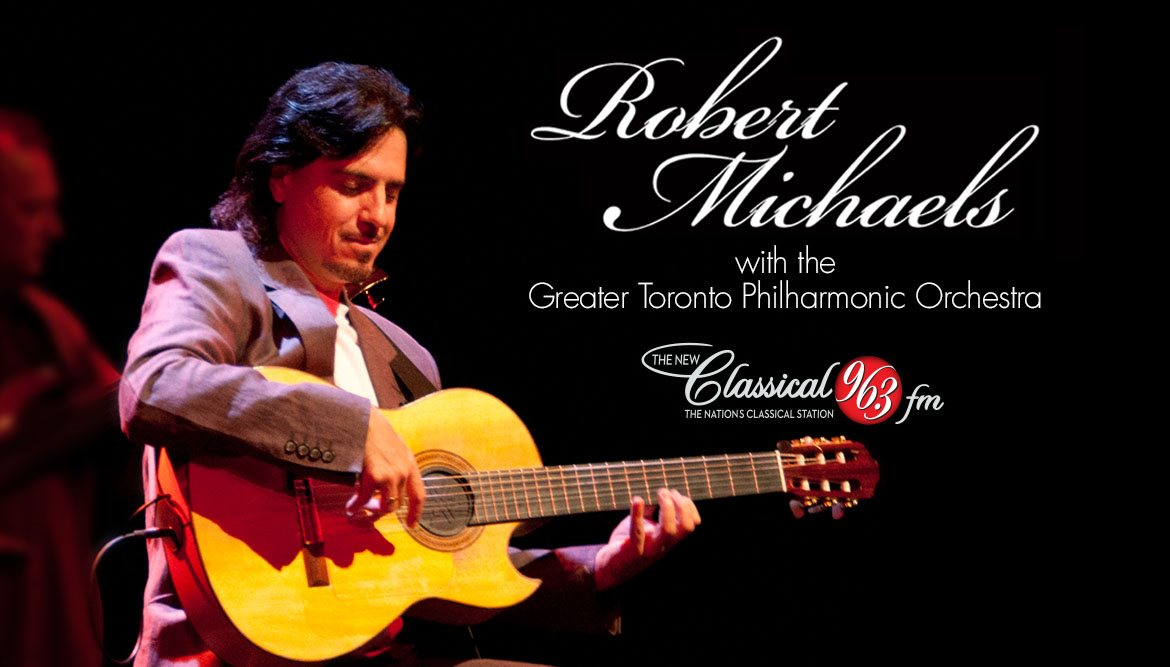 Robert Michaels with Greater Toronto Philharmonic Orchestra