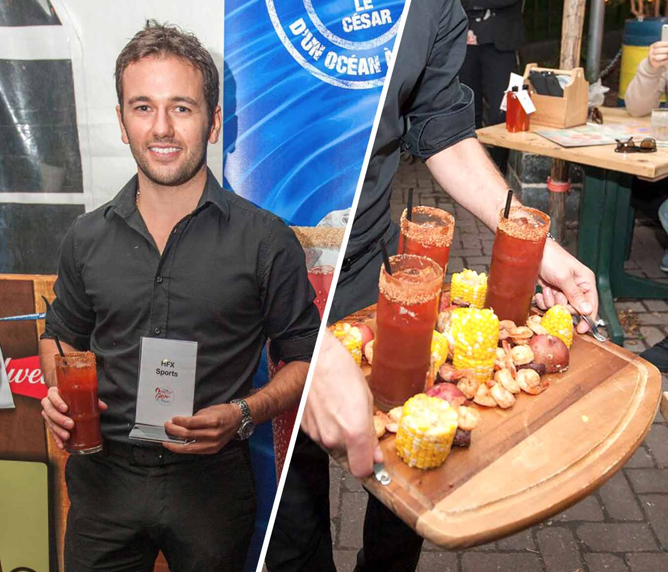 WINNER THE BEST CAESAR IN NOVA SCOTIA