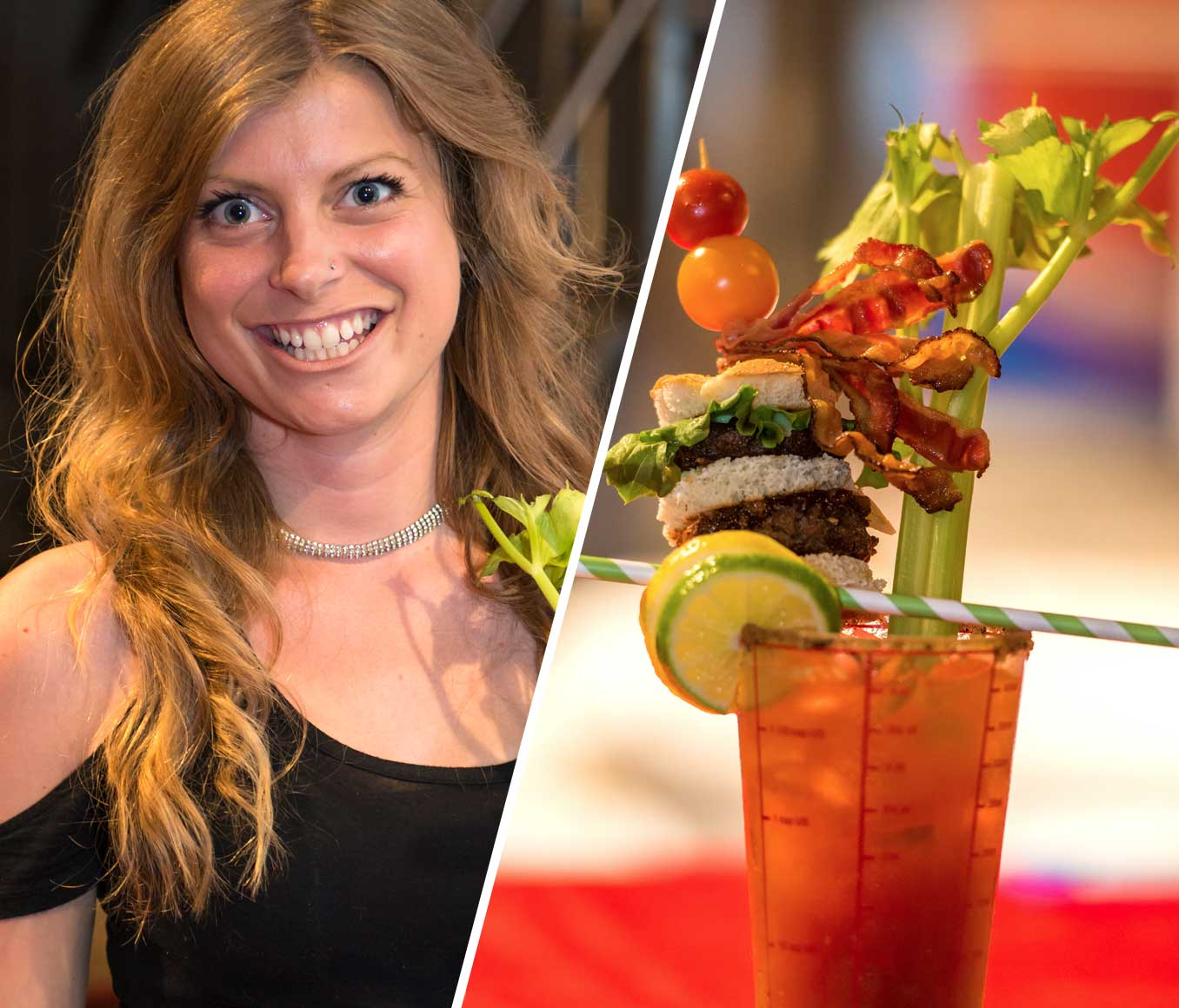 WINNER THE BEST CAESAR IN NEW BRUNSWICK