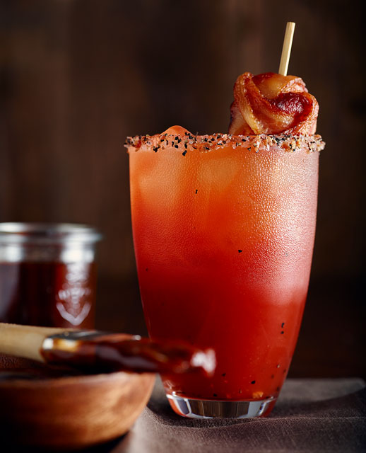 Maple BBQ Caesar