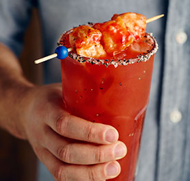 Sweet Chili Heat Caesar