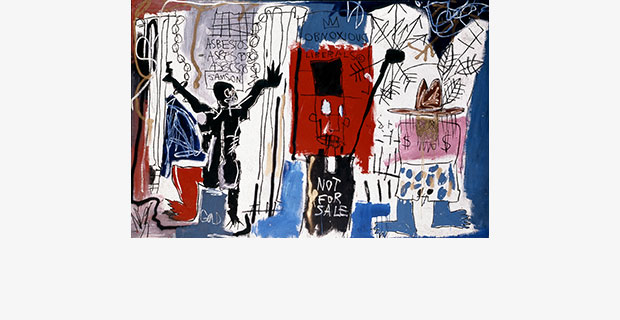 Jean-Michel Basquiat, Obnoxious Liberals [Libéraux odieux] (1982)