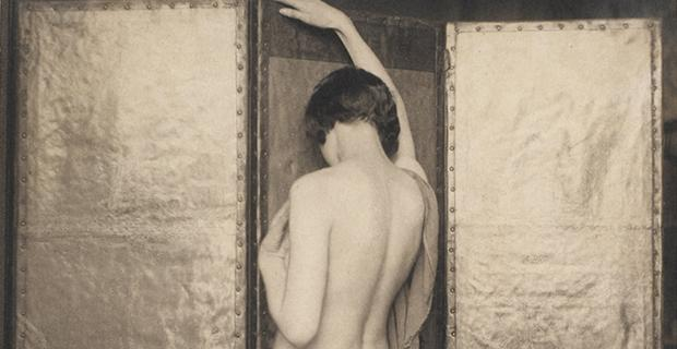 Margaret Watkins, Academic Nude – Tower of Ivory (detail), 1924