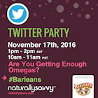 Twitter Party #Barleans Are You Getting Enough Omegas?