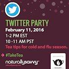 Bigelow Tea #TakeTea Twitter Party