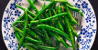 Green Bean Cashew Stir Fry