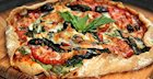 Tomato, Olive, and Basil Galette (Pizza) Recipe